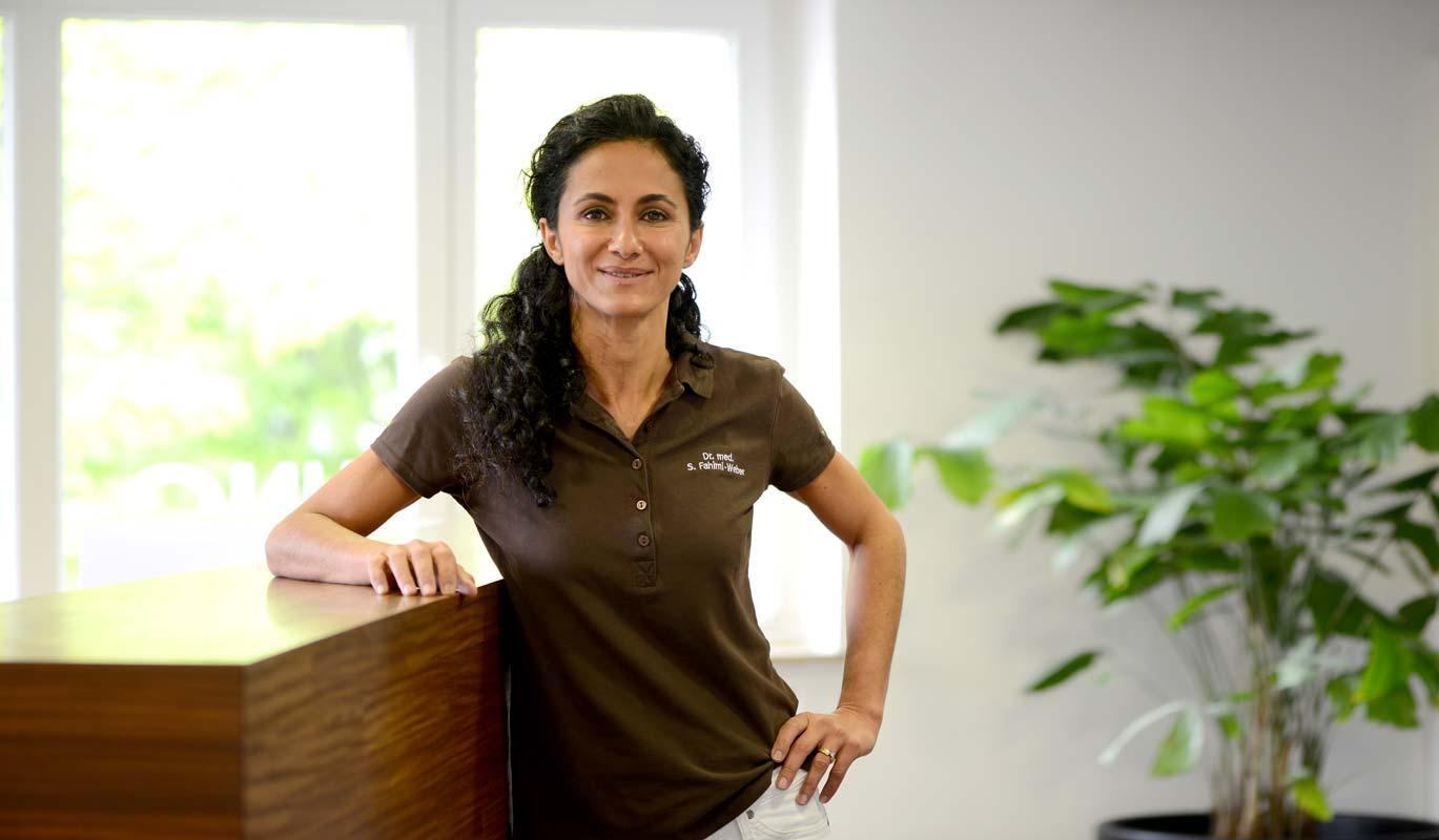 Dr. med. Shabnam Fahimi-Weber